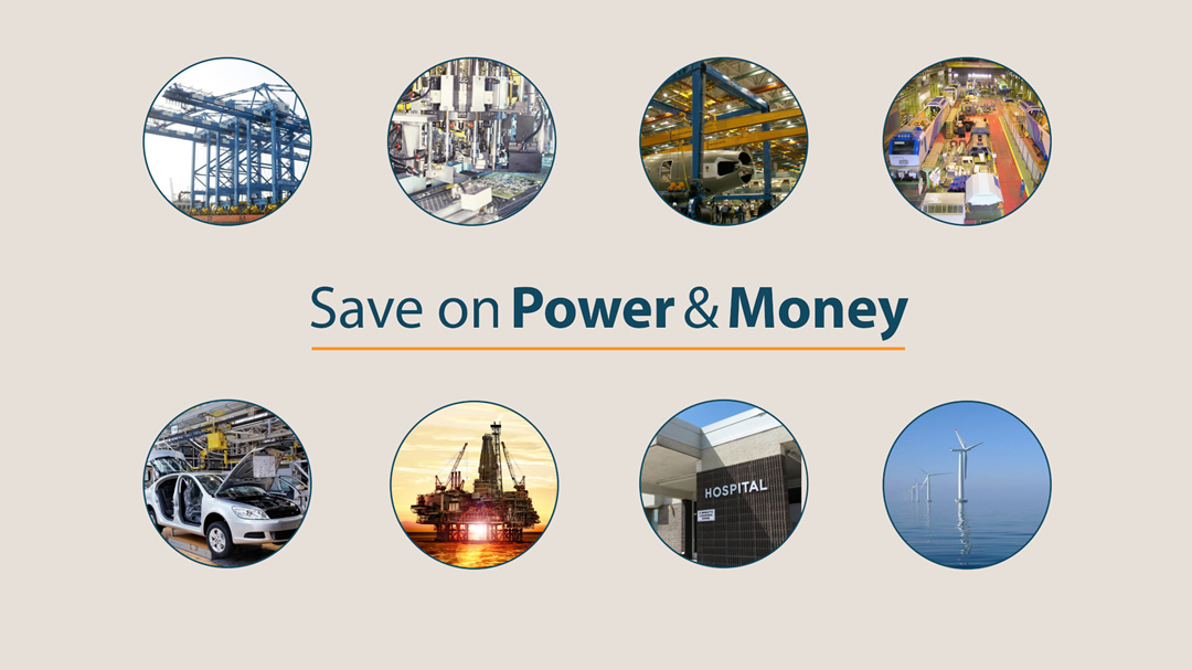 save on power and money
