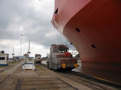 Panama Canal Locks Dynamic VAr Compensation Project